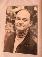 Michel Tournier Writer Photo Autograph Hand Signed Authentic 10 X 15 Cm - Fotos Dedicadas