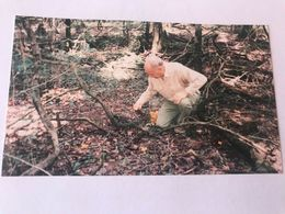 Vance Bourjaily Writer Photo Autograph Hand Signed Authentic 10x15 Cm - Fotos Dedicadas