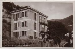 Alassio (Savona): Villa Amelia, Via Solfa. Formato Piccolo Non Viaggiata - Savona