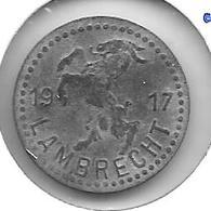 *notgeld Lambrecht 5 Pfennig 1917  Zn 265.1a - Otros