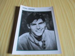 Fiche Cinéma - Tom Cruise. - Cinemania