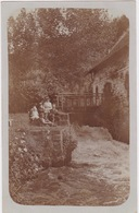 Fotokaart, Watermolen Geulhem - Pays-Bas