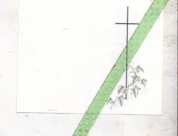 Solange Hosten-Dewulf, Ramskapelle 1910, Oostende 1991 - Décès