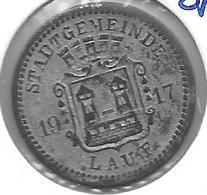 *notgeld Lauf 10  Pfennig 1917 Zn  275.2b - [ 2] 1871-1918 : Imperio Alemán