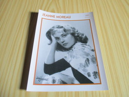 Fiche Cinéma - Jeanne Moreau. - Cinemania