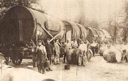 Vin Portugais Acheminé Vers Le Front  1916 - 1914-18