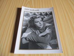 Fiche Cinéma - Judy Garland. - Cinemania