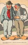 Illustration Illustrateur Griff T'as Un Gosse De Plus ? J'suis Sur Que T'aurais Preféré Un Veau Série 470 - Griff