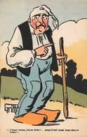 Illustration Illustrateur Griff L' Beau Temps J'men Fiche Puisqu'il Fait Aussi Beau Chez Le Voisin Série 470 - Griff