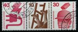 BERLIN ZUSAMMENDRUCK Nr W53 Gestempelt 3ER STR X784722 - [5] Berlino