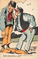 Illustration Illustrateur Griff Com Les Autres T' Aimeras Ta Femme 6 Mois Après Tu Prefereras Celle Du Voisin Série 470 - Griff