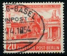 BERLIN 1954 Nr 116 Gestempelt X78D5F2 - [5] Berlino
