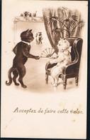 Chats Humanisés - Cat -katzen - Poezen - Cats