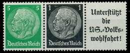 D-REICH ZUSAMMENDRUCK Nr W90 Postfrisch 3ER STR X7A6A42 - Se-Tenant
