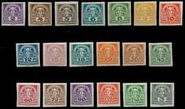 ÖSTERREICH 1920 Nr 293x-311x Postfrisch X7A888A - Nuovi