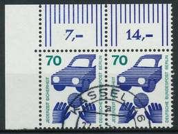 BERLIN DS UNFALLV Nr 453 Gestempelt WAAGR PAAR ECKE-OLI X818EF6 - [5] Berlino