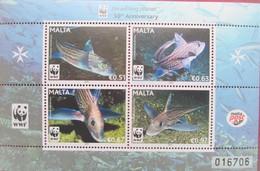 Malta  2011    S/S  MNH - W.W.F.