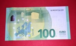 FRANCE 100 EURO - U002F4 - Série Europa - UC9039726199 - UNC NEUF - 100 Euro