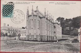 Canada Quebec Ste. Anne De Beaupré Le Juvenat Des Peres Redemptoristes Old Postcard 1908 - Ste. Anne De Beaupré