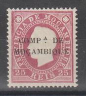 COMPANHIA DE MOÇAMBIQUE CE AFINSA 4d - NOVO - Mozambique