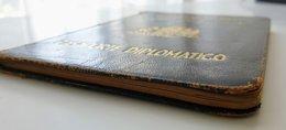CHILE DIPLOMATIC Passport 1967 With Visas DAUGHTER OF SENATOR - Documenti Storici