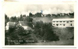 38710 MENS - Colonie De Vacances De PRÉFAUCON - CPSM 9 X 14 Cm Qualité Photo Véritable - Mens