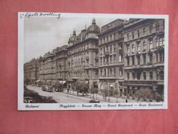 Hungary Budapest  Stamp & Cancel      Ref 3762 - Hungría