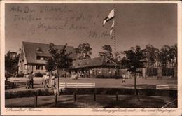! Alte Ansichtskarte Berlin , Strandbad Wannsee, 1931 - Wannsee