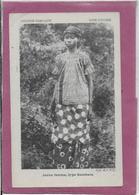COLONIE Française Côte D' Ivoire  Jeune Femme Bambara - Costa D'Avorio