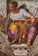 Vatican - Postcard Unused - The Vatican City - The Sistina Chapel,The Prophet Daniel - Vaticano