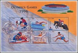 ** Sierra  Leone - 1996 - Olympic Games 1996 - Mi. 2554-9 - Estate 1996: Atlanta