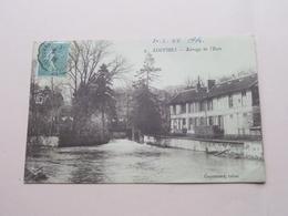 Barrage De L'Eure LOUVIERS ( 9 - Guyomard Tabac ) Anno 1924 ( Voir Bien Les Details Sur Photo SVP ) ! - Louviers