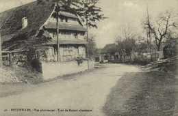 RETZWILLER Vuepittoresque Type De Maison Alsacienne RV - France