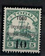 TOGO       N°  YVERT  :   24a   NEUF AVEC  CHARNIERES      (  CH  01/43 ) - Togo (1914-1960)