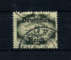DEUTSCHES REICH 1920 Nr D51 Gestempelt (108841) - Dienstpost