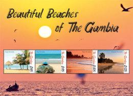 Gambia  2019 Beautiful Beaches Of The Gambia   I201903 - Gambia (1965-...)