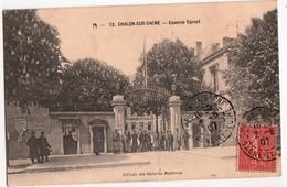 CHALON SUR SAONE-CASERNE CARNOT - Barracks