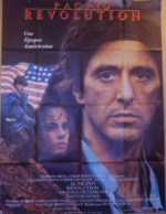 Aff Ciné Orig REVOLUTION (1985) 160X120 Al Pacino Donald Sutherland - Manifesti & Poster