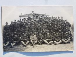 TURQUIE Carte-photo En état Concours - La 3ème Compagnie Des Chars De Combat (502/506èmes RCC) Makri-Keuy DEN1039 - Turquie