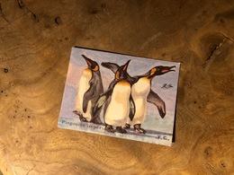 320/ BON POINT 1964 PINGOUINS IMPERIAUX - Old Paper