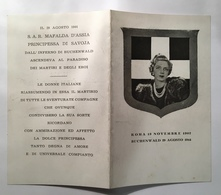 30170 Principessa Di Savoia - Luttino - Familles Royales