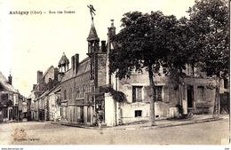 18 . Cher  : Aubigny : Rue Des Dames . - Aubigny Sur Nere