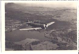 AULNAT AVANT 1er TOUR D'OPERATION EN ALGERIE; AVION ECOLE.STAGE VOL EN MONTAGNE  JANVIER 1958 -STAGE T6 - Aviation