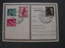 DR Karte Memel SST 1939 - Covers & Documents