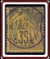 Colonies Générales - N° 56 (YT) N° 56 (AM) Oblitéré De Kebao / Tonkin. - Alphée Dubois