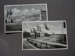 DT Stadion Nürnberg Mit Parteitag Stempel  1939 - Deutschland