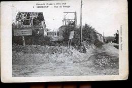 SEBONCOURT OCCUPE - Other Municipalities