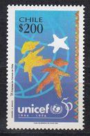 Chile - UNICEF 1996 MNH - Chile