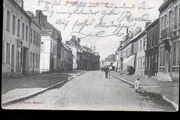 BOHAIN RUE DU CHATEAU CARTE ALLEMANDE - Francia