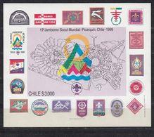 Chile - SCOUTING 1998 MNH - Chile